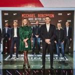 Movistar despide 'Informe Robinson' con un especial sobre Michael Robinson para dar paso a 'Informe+'
