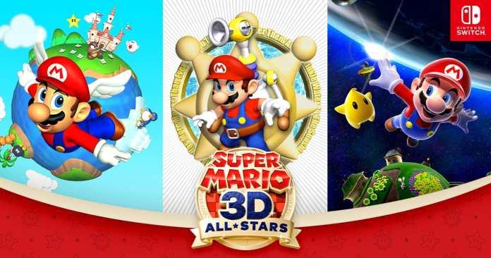 'Súper Mario 3D All-Stars'