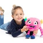 Ya disponibles los primeros juguetes de 'Momonsters'