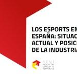 Los eSports generan más de 35 millones de euros al año en España