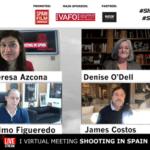 El primer encuentro virtual Shooting in Spain analizó la incidencia de la pandemia en los rodajes de España