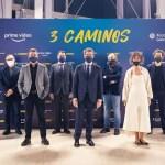 """La serie '3 Caminos' se presenta en casa a tres días de su estreno internacional: """"Galicia ha invertido y ha acertado"""""""
