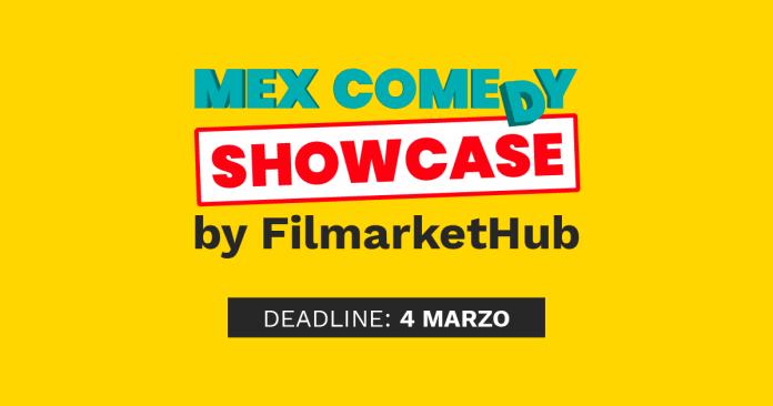 'Mex Comedy Showcase'