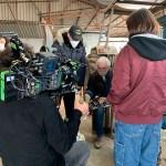 TV3 y Veranda TV graban 'Moebius', nueva serie de ficción de Eduard Cortés y Piti Español