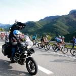 RTVE renueva los derechos de La Vuelta para cuatro años