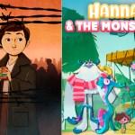 Dos proyectos españoles, finalistas en el premio especial Eurimages de Cartoon Movie 2021