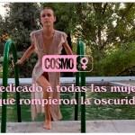 COSMO reivindica el papel de las mujeres en la sociedad con motivo del 8M