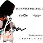 Daniela Santiago protagoniza el cortometraje 'Julia', disponible en plataformas