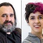 Carlos Molinero y Paula Sánchez se incorporan al equipo de ficción de Mediacrest
