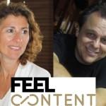 Géraldine Gonard y Luis Collar fundan Feel Content: «El agente de ventas internacionales está más integrado que nunca  en los proyectos»