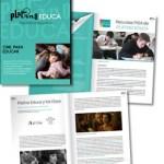 Disponible de la Revista Platino Educa número 12, correspondiente al mes de mayo