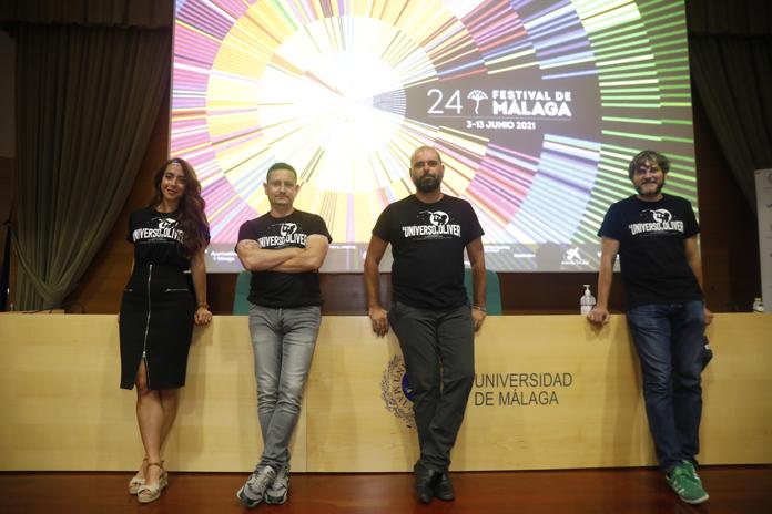 Presentación de 'El universo de Oliver' en Málaga