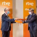 RTVE y la Secretaría de Estado de Memoria Democrática firman un convenio de colaboración