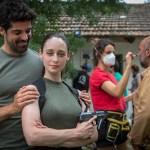 La serie 'Sequía', coproducida por Televisión Española y RTP de Portugal, ya se graba en Madrid