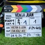 'Venga Juan', tercera temporada de la comedia con Javier Cámara, ha comenzado su grabación para HBO Max