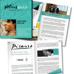 La Revista Platino Educa del mes de junio se centra en Pablo Picasso y el 24º Festival de Málaga