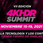 La 4K Summit vuelve en noviembre a Málaga en formato híbrido