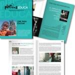 Ya está disponible el número de septiembre de la Revista Platino Educa