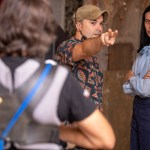 Finaliza el rodaje 'Tin&Tina', primer largometraje de Rubin Stein, producido por Olmo Figueredo