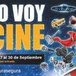 """Exhibidores, distribuidores y el ICAA retoman la campaña """"Yo voy al cine"""", ahora con entradas a 3,5 euros durante cuatro días"""