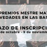 Se abre el plazo de inscripción a los vigésimos Premios Mestre Mateo del audiovisual gallego