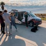 Surf Channel y Rakuten TV inician el rodaje de 'Barcelona Surf Destination'