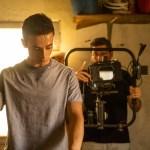 Finaliza el rodaje del primer largometraje de Alberto Armas: 'Slasher', una producción independiente de CinemaWings