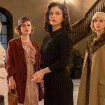 Primeras imágenes de la tercera temporada de 'Las Chicas del Cable', que llegará a Netflix el 7 de septiembre