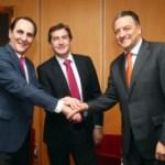 Las Sociedades de Garantía, Bankinter e Industria inyectarán 130 millones de euros a emprendedores españoles