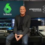 Alfonso Arús se incorpora a la familia Atresmedia y prepara ya un programa para laSexta