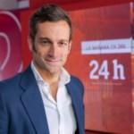 Canal 24 Horas de RTVE estrena el 17 de abril nuevos informativos, parrilla, plató y línea gráfica