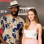 Los actores Alycia Debnam-Carey y Colman Domingo visitan Madrid para apoyar 'Fear The Walking Dead'