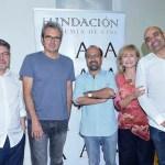 Asghar Farhadi se convierte en patrono de honor de la Fundación Academia de Cine