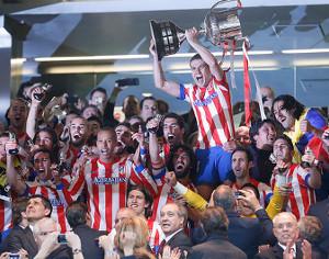 Atletico de Madrid Copa del Rey