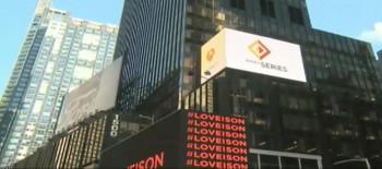Atresmedia Internacional Times Square