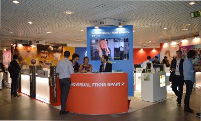 Audiovisual from Spain MIPCOM 2015