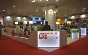Audiovisual from Spain MIPTV 2016