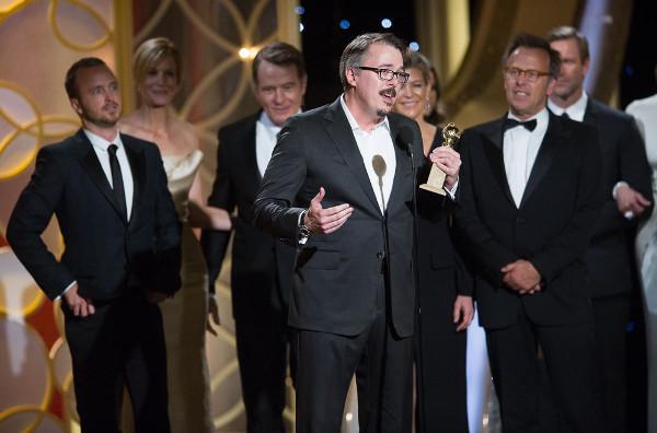 Breaking Bad Globos de Oro 2014