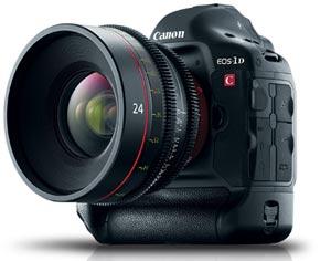 Canon EOS1D C