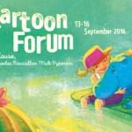Seleccionados cuatro proyectos españoles para Cartoon Forum 2016