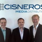 Comarex distribuirá el catálogo de Cisneros en casi todo el mundo