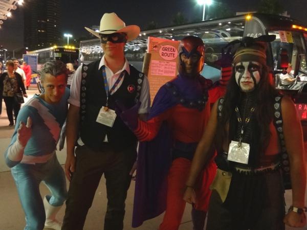Comic Con 2014 disfraces 5