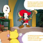 'Willy Fog' y 'D'Artacán' participan en un eBook interactivo en Reino Unido