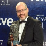David Pulido, de un hobby a recibir el Goya al Mejor Guion Original