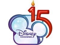 Disney Channel 15 aniversario
