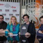 La escuela ESNE e IZEN Producciones firman un acuerdo para la creación de guiones de series web