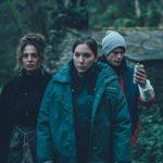 Playz graba en Galicia una nueva serie digital de misterio y terror, 'El punto frío'