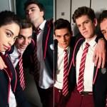 La segunda temporada de 'Élite' se estrenará en Netflix en septiembre