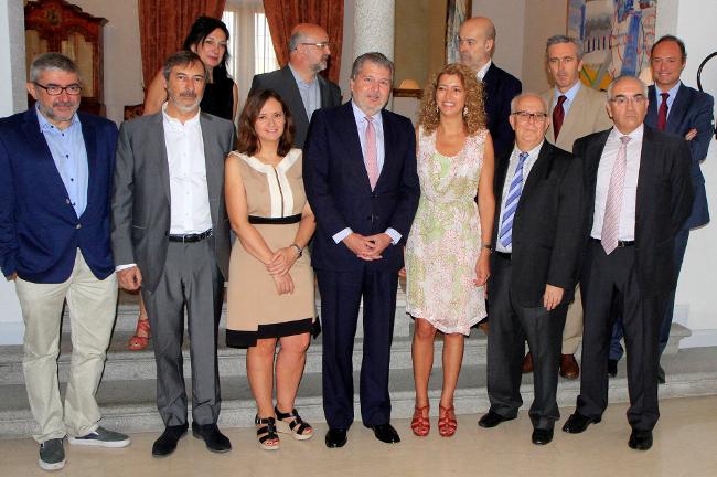 Encuentro ministro con sector cine y audiovisual