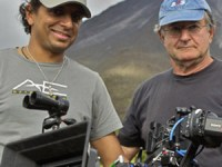 M. Night Shyamalan rueda con la F65 de Sony su nuevo filme 'After Earth'